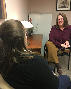 Learn more about McCaskill Family Services - Therapy in Metro Detroit - bio-photo-ellen-koch-extra